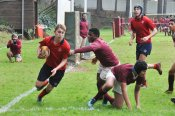 2019-07-27 U16 Rugby WHS vs Somerset College
