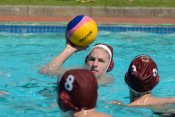 U16 Waterpolo WHS vs SACS