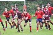 2019-07-27 U14 Rugby WHS vs Somerset College